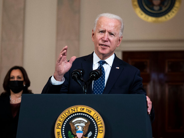 Biden Forms Task Force to Explore Ways to Help Labor