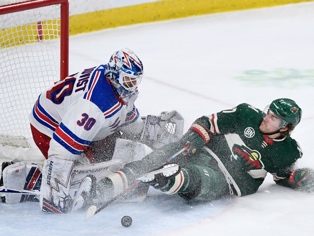 This season has taken a lot out of the Rangers