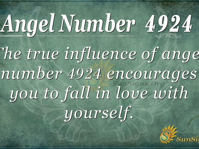 Angel Number 4924 Meaning: Significant Change And Stability
