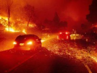 Survival Lessons From A California Fire Evacuee