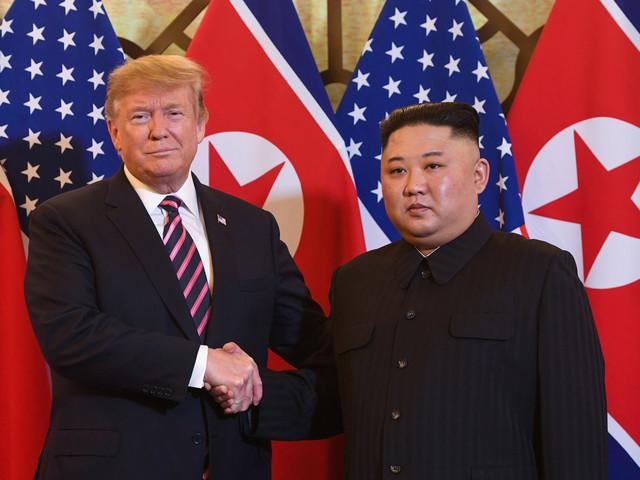 North Korea says Trump birthday greeting to Kim won't restart nuke talks