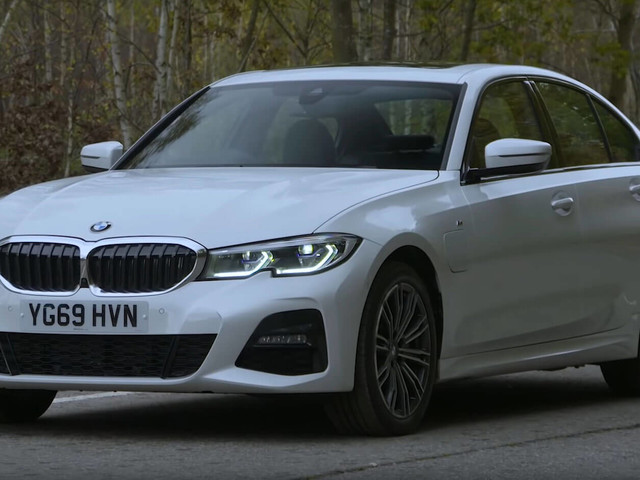 Is The 2019 BMW 330e PHEV The Best 3-Series You Can Buy?
