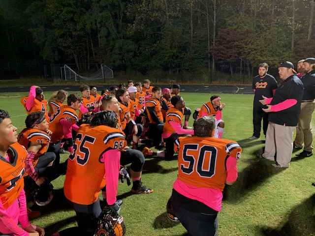 Two years after winless season, Rockville is undefeated and on the right side of blowouts