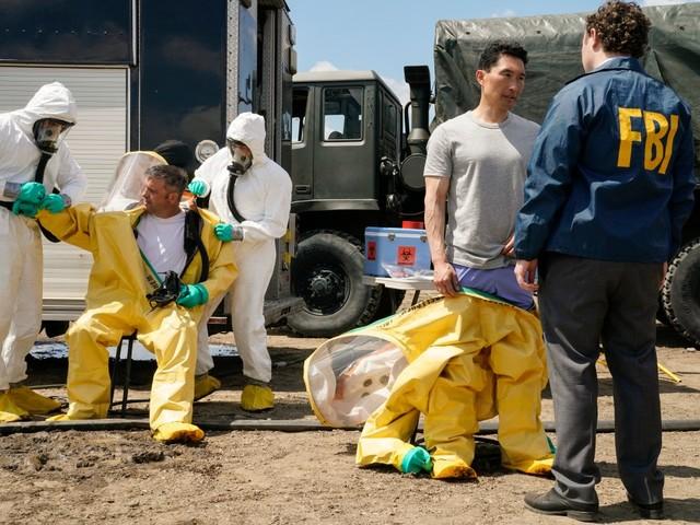 'The Hot Zone: Anthrax' Trailer: Daniel Dae Kim, Tony Goldwyn & Others Hunt A New Terrorist In Wake Of 9/11