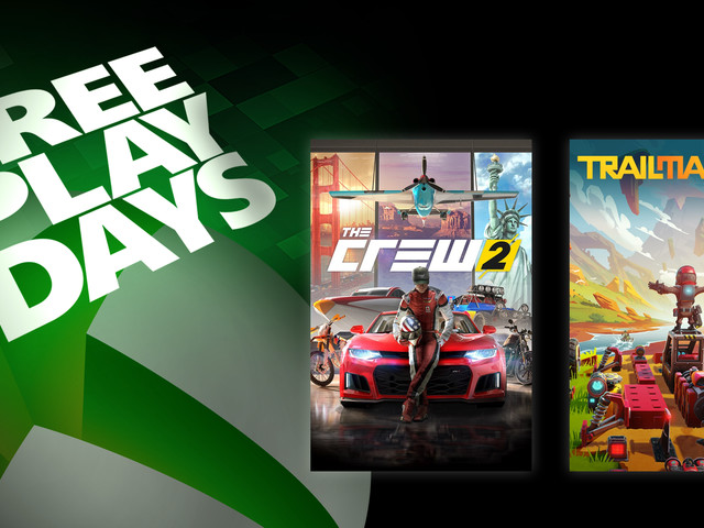 Free Play Days: The Crew 2 And Trailmakers