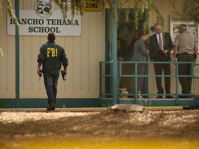 School lockdown stopped even bigger tragedy in California shooting
