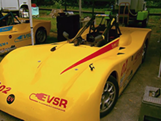Over The Edge: EVSR Electric Race Cars
