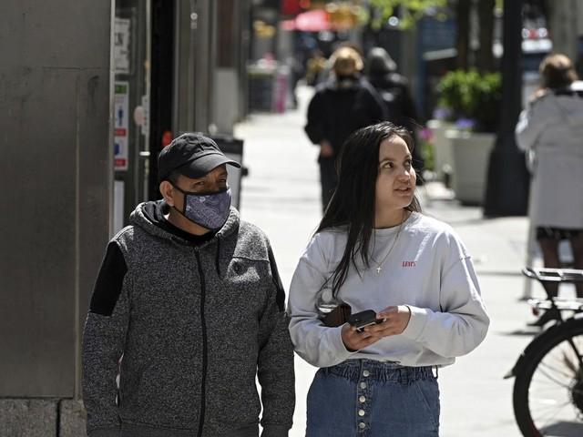Fauci says public is 'misinterpreting' latest CDC mask guidance