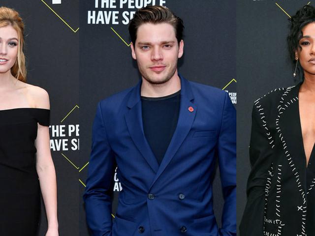 Katherine McNamara Joins 'Shadowhunters' & 'Arrow' Stars at People's Choice Awards 2019!
