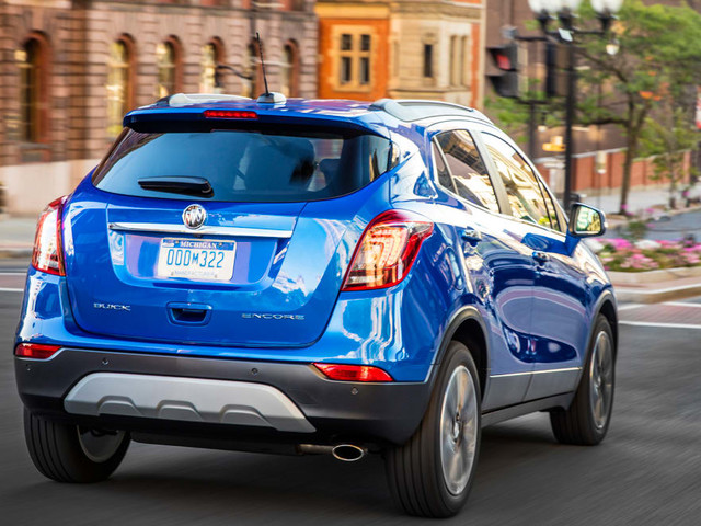2017 Buick Encore: Our View