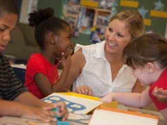 Free college tuition for day care center workers -- with strings attached