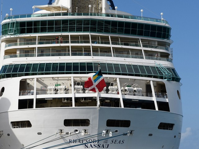 Rhapsody of the Seas added to Royal Caribbean app