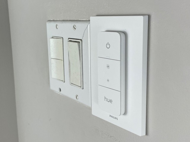 Philips Hue Dimmer Switch (2021) review: The aging Hue dimmer switch gets a welcome revamp
