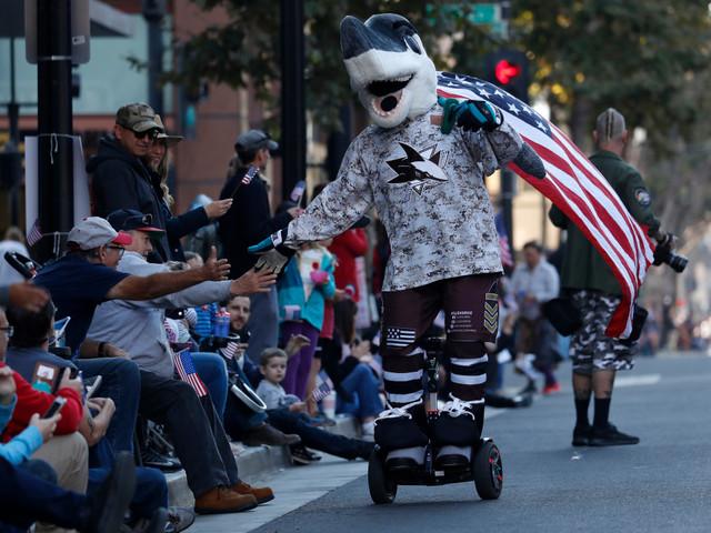 San Jose's Veterans Day Parade ready to roll on Monday: Pizarro