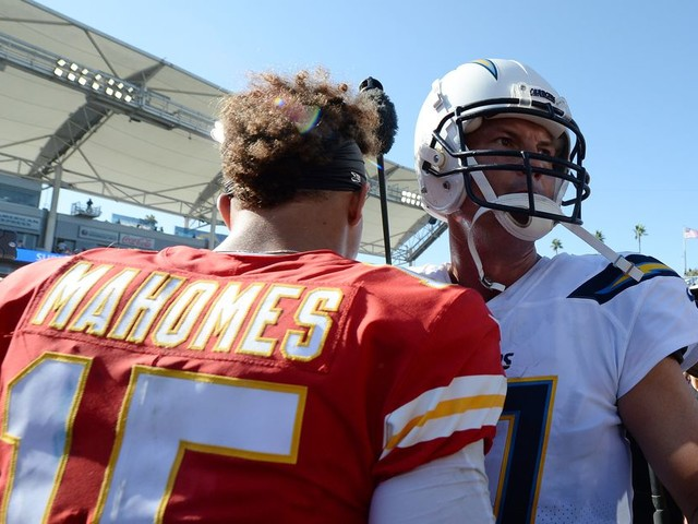 Why each AFC West team will go over and under their Vegas win total in 2019