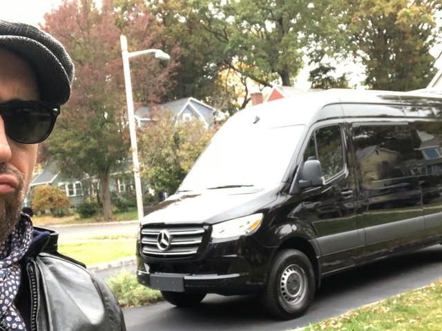 The Mercedes-Benz Sprinter has a reputation for being a great van — and I finally got to drive one