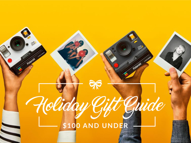 The Holiday Gift Guide For Photographers | $100 & Under