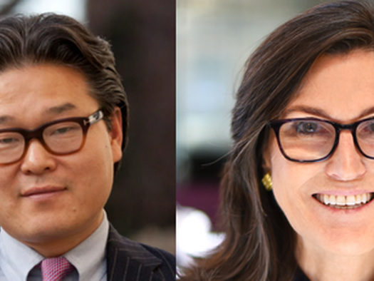 "Jesus Take The Wheel: Bill Hwang And Cathie Wood Could Be ""On The Same Trajectory"""
