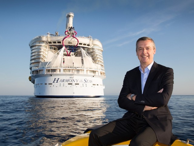 Royal Caribbean CEO warns anti-cruise group is flooding CDC to extend no-sail order