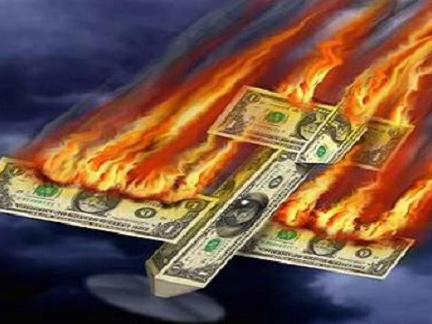 Why A Dollar Collapse Is Inevitable