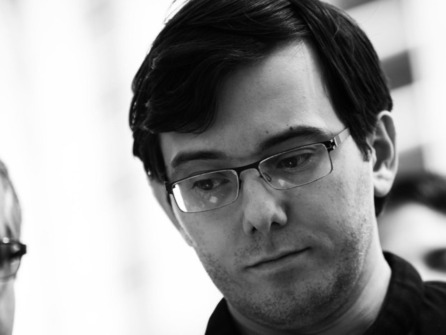 A Look Back at Martin Shkreli's Worst Moments