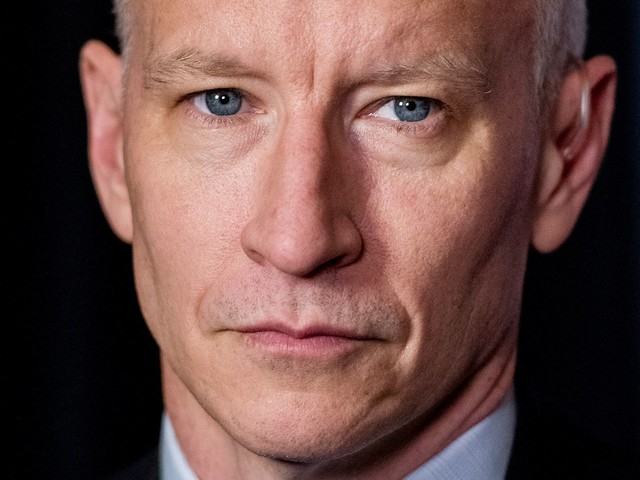 Anderson Cooper Says Someone Hacked His Twitter Account & Insulted Trump