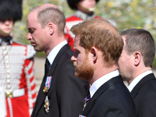 Prince Harry And Prince William's 'Explosive Showdown' And This Weekend's Other Celebrity Stories