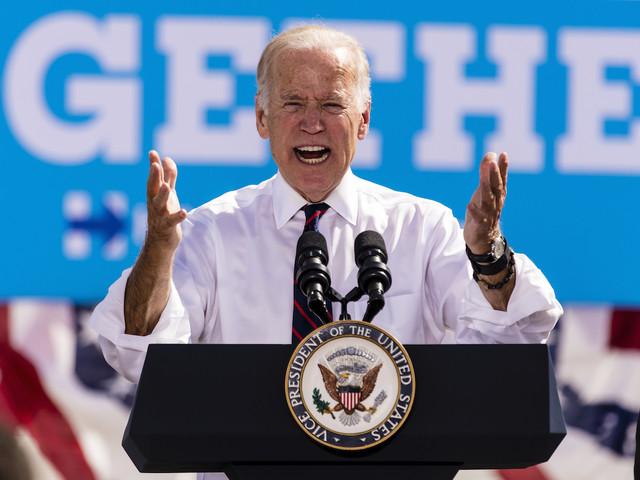 "Biden Won't Legalize Marijuana Because It May Be ""A Gateway Drug"""