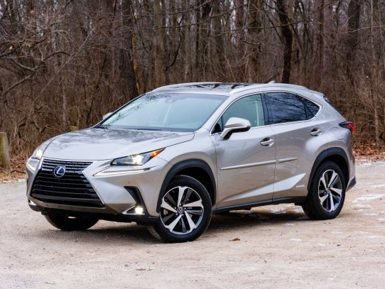 2018 Lexus NX 300h Review – In the Eye of the Beholder