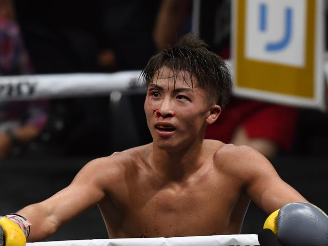 Naoya Inoue to make Las Vegas debut in title unification bout