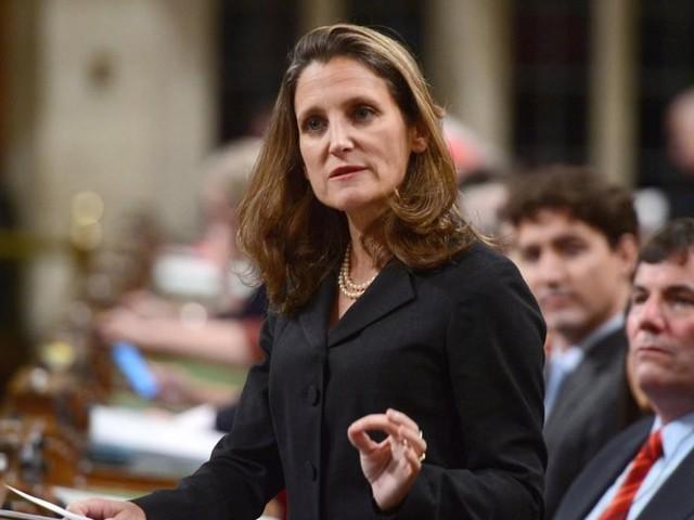 Liberals Make 29 Trips In 6 Months Ahead Of NAFTA Talks