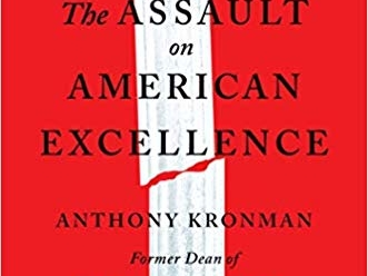 Author discusses highly critical book about American colleges