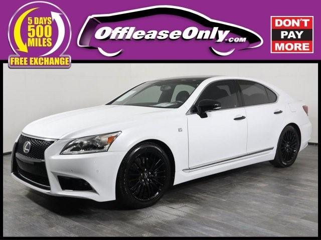 2015 Lexus LS 460 Crafted Line RWD