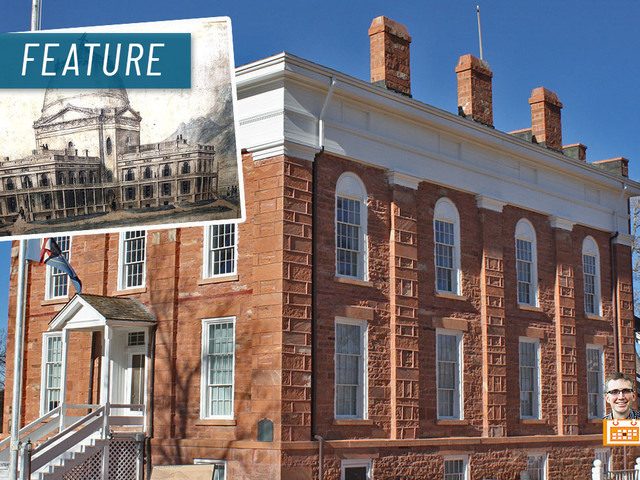 Territorial Statehouse day; Fillmore's ill-fated mid 19th-century decision is now a historic jewel