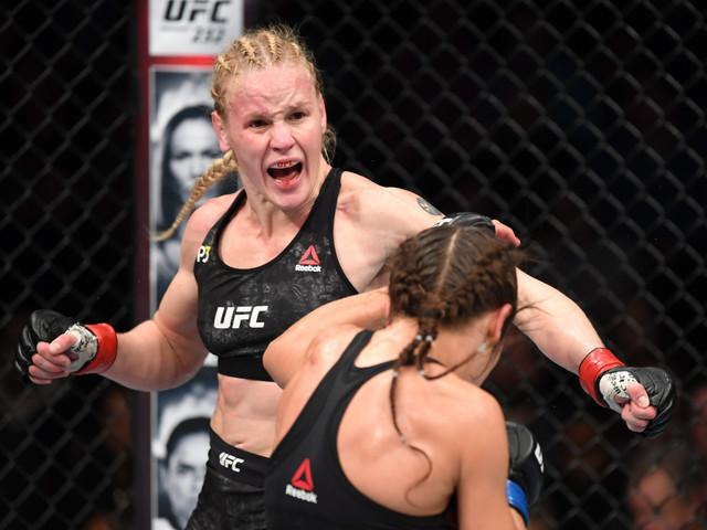 """She's a Complete MMA Fighter""- Valentina Shevchenko Lauds Jennifer Maia Ahead of UFC 255 Fight"