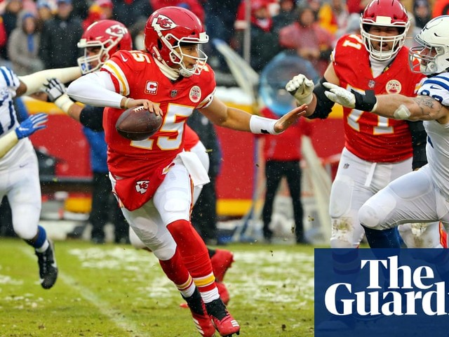 Chiefs and Rams move to brink of Super Bowl with divisional playoff wins