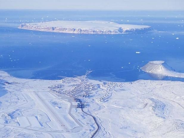 "China: ""Protecting"" The Arctic"