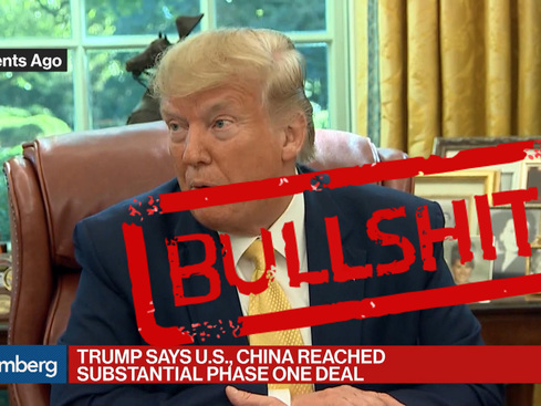 Trump's $50 Billion Farm Deal Is Fantasy After Trade War Market Shifts