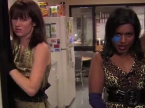 Ellie Kemper Said Making This The Office Video With Mindy Kaling Was One of the Best Days of Her Life