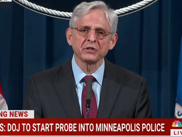 Chauvin's guilty verdict not enough: DOJ set to probe Minneapolis PD for 'systemic policing issues'