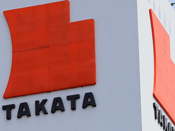 Automakers to pay up to $130M for Takata airbag injury compensation