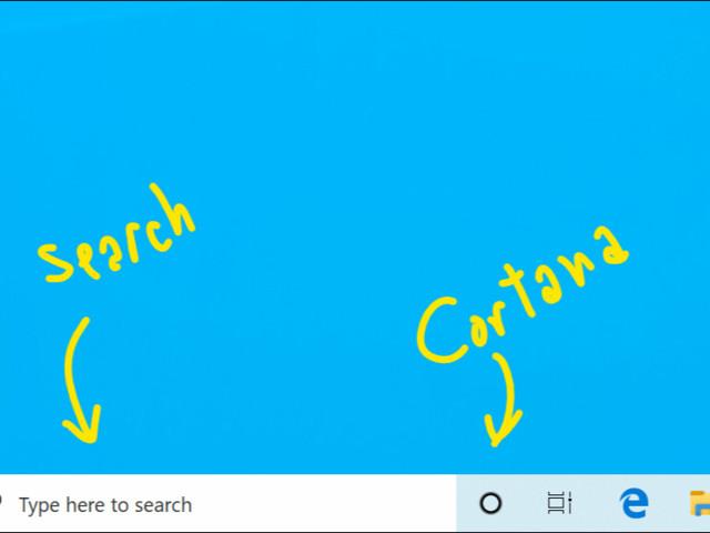 Microsoft Finally Taking Cortana Out of Windows 10 Search Bar