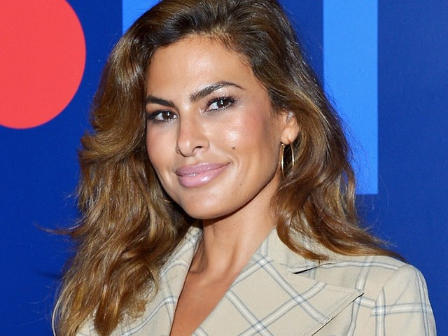 Eva Mendes Got A $34 Haircut In The Most Unlikely Place