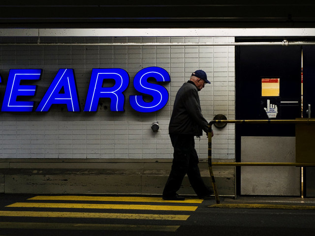 Sears Store Closures To Leave Void In Small Cities And Their Malls