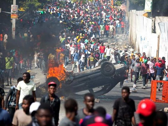All US Citizens Ordered Out Of Haiti Amidst Mass Unrest And Chaos