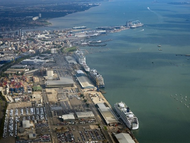 News: Port of Southampton prepares for record breaking year ahead