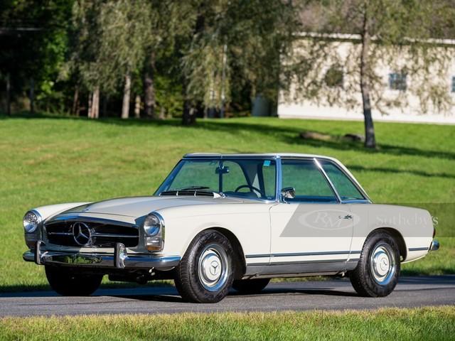 1967 Mercedes-Benz 230--SL