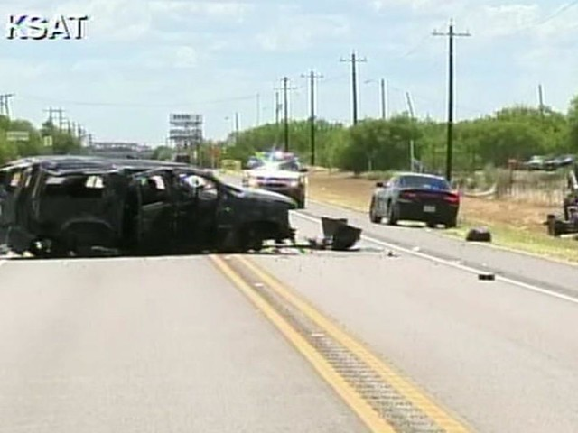 At least 5 undocumented immigrants killed in Texas chase involving Border Patrol agents