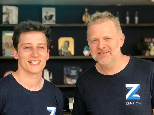Zenaton lets you build and run workflows with ease