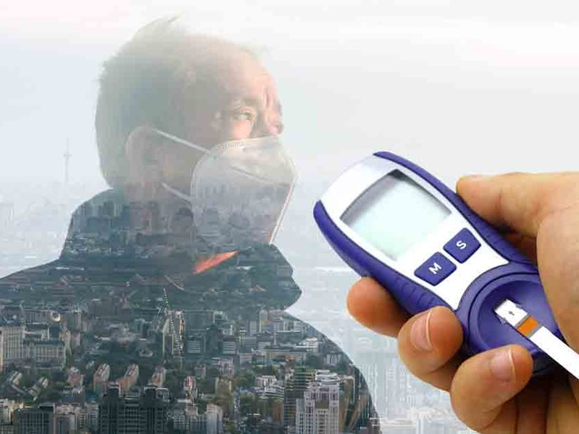 Air Pollution Triggers Millions of Cases of Diabetes Each Year